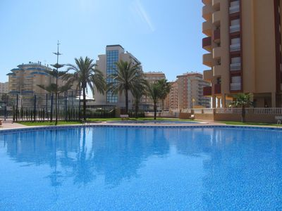 Photo for Spacious three bedroom in Los Miradores del Puerto
