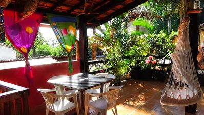Photo for Beach house 100 meters from the sea, between Paraty and Ubatuba