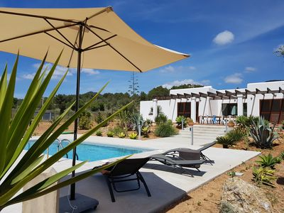 Photo for Villa Ivy Ibiza: 5 min. from the beaches!
