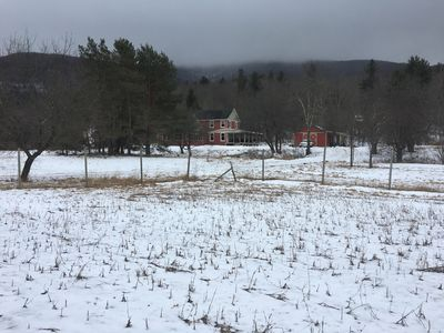 Photo for Private 6 bedroom Retreat minutes from Hunter & Windham Mountains, sleeps 14
