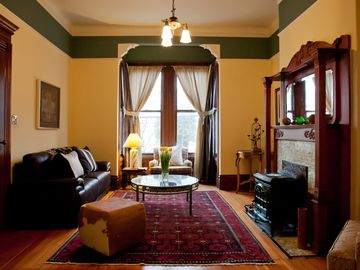 Beautiful , Victorian 2 level flat  in Dogpatch