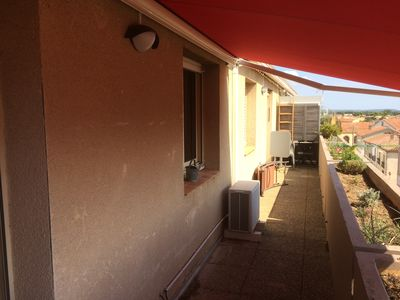 Photo for Nice quiet apartment Narbonne center