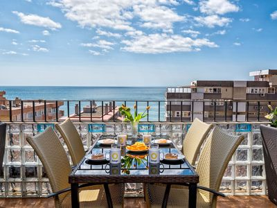 Photo for Isabella - Holiday penthouse in Fuengirola