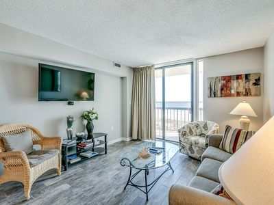 Photo for Waterpointe II 302 -GORGEOUS, Totally Remodeled in 2016! Spectacular Oceanfront Condo!
