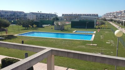Photo for Apartment for your vacation in Urbanización Panorámica Golf