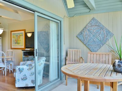 Photo for Freshly renovated seaside home - close to tennis, golf, and beach activities