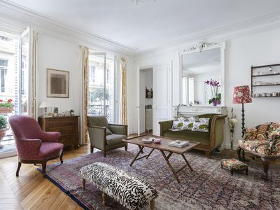 Photo for Rue de Thann - luxury 3 bedrooms serviced apartment - Travel Keys