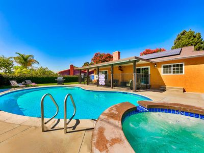 Photo for Amazing Location Near Disney, Pool/Jacuzzi, Game Room + A/C