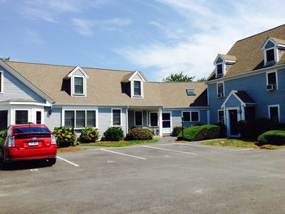 Photo for Perfect location in Hyannis!  Walk to beaches and downtown Hyannis