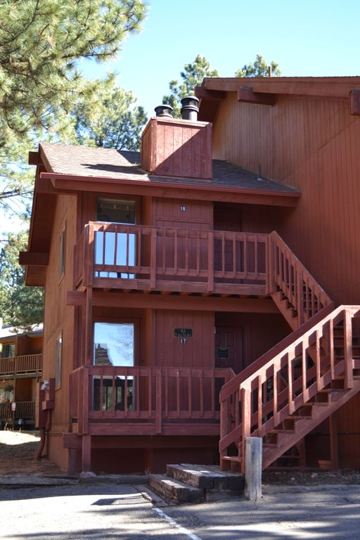 Angel Fire Chalet #18 Pet Friendly (for Additional Fee)- 1 Bedroom 1 Bath - sleeps up to 4