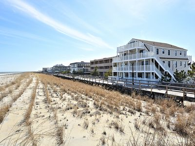 Photo for Updated oceanfront condo with ocean view, in Bethany Beach