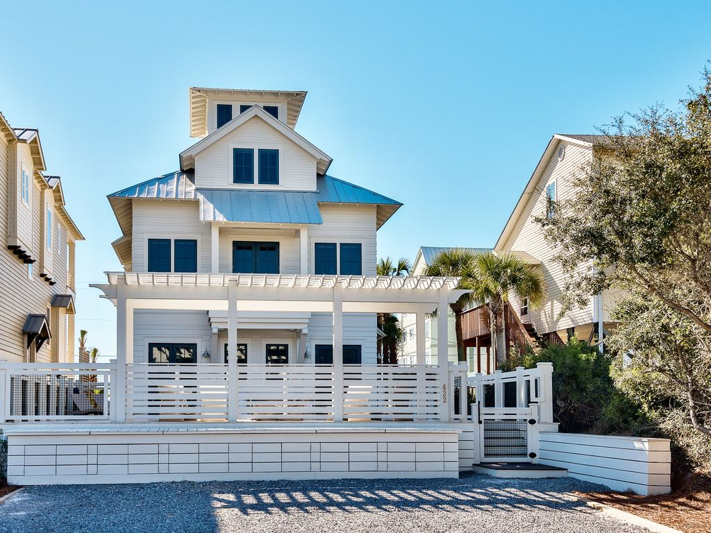 Gorgeous NEW gulfview home in Seagrove Beac... - VRBO