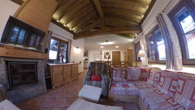 Photo for 5BR Chalet Vacation Rental in Courchevel, Auvergne-Rhône-Alpes