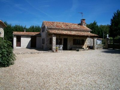 Photo for 2BR Cottage Vacation Rental in Marthon, Nouvelle-Aquitaine