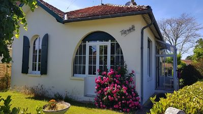 Photo for Villa Lege cap ferret - lege village - Ignac