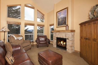 Spacious Comfort With Terrific Views From Oversized Windows
