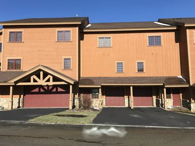 New! Ski in/ski out in seven springs, Ski off the back deck, Rec center access!