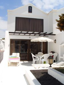 Photo for Villa with Shared Pool and Adjacent to Beach, with free, in villa WIFI