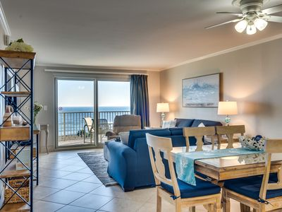 Photo for East Beach View of The Gulf From Islander 602 Platinum @ Gold Rates