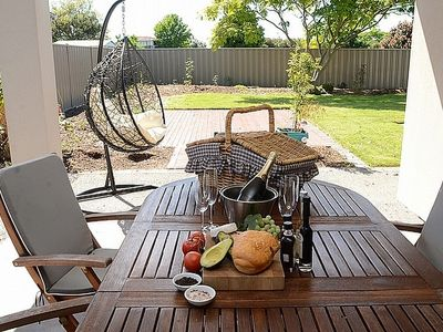 Photo for Peace & Quiet On Pania - Napier Holiday Home