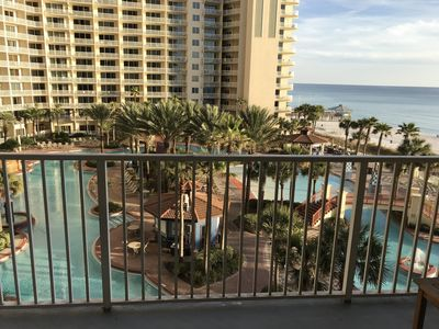 Photo for 5th Floor Gulf Front - Great View - Same Floor Parking