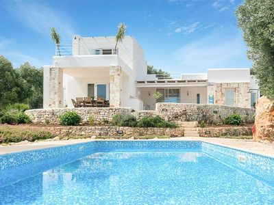 Photo for 3 bedroom Villa, sleeps 6 in Torre San Sabina with Pool and WiFi