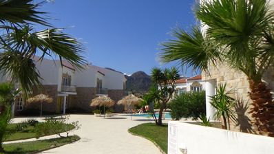 Photo for Grapevines Villa Annie, stunning house in idyllic Makry Gialos, South East Crete