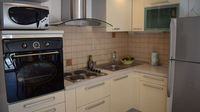Photo for Cute first row apartment SKALE II. - EOS CROATIA
