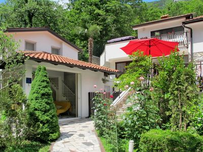 Photo for 3 bedroom Villa, sleeps 9 in Medveja with Air Con and WiFi