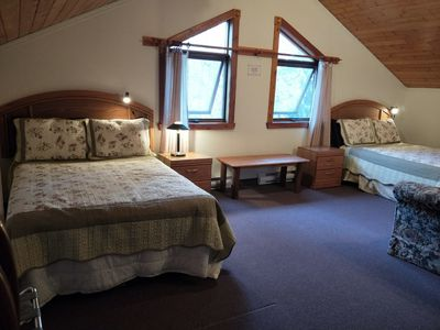 Photo for Alpine Meadows Lodge - Double Room