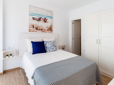 Photo for 2 Modern Studio Apartments In City Centre Close to Beach with Rooftop Terrace & Air Conditioning