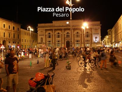 Photo for Casa del Teatro, located opposite the Teatro Rossini, in the heart of the city.