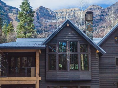 Photo for Treetop Chalet- Voted Best Buy, Walk to Slopes, Fireplaces, Walk to Sundance