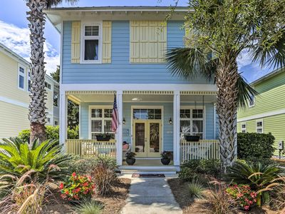 Photo for Santa Rosa Beach Home - 5 Minutes From The Gulf!