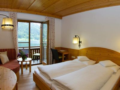Photo for Double Room with Lake View - Obergasserhof-Bergblick