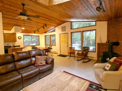 Photo for Beautiful Mt. Baker Lodging  Cabin 23 With Sauna in United States