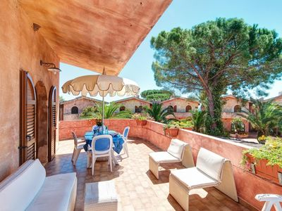 Photo for 2BR Apartment Vacation Rental in Costa Rei, Insel Sardinien