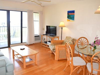 Photo for Beautiful Condo with Ocean and Mountain Views
