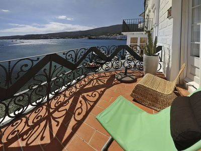 Photo for 101.14_Apartament with magnificent sea views.