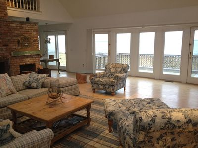 Photo for Orient Point Waterfront Home