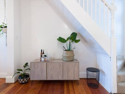 Photo for Perfect 2BR Balmain Terrace - easy stroll to cafes