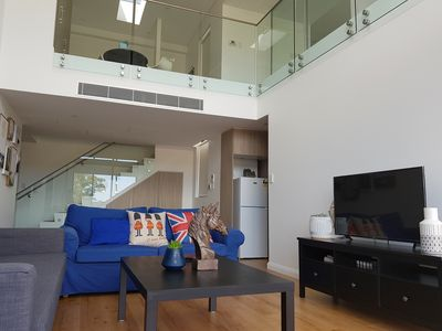 Photo for Brand new New York style loft home 600 meters from Epping Train Station