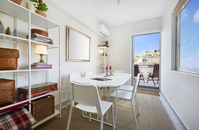 Photo for Spacious modern 5th and 6th floor apartment with amazing view of the Acropolis!
