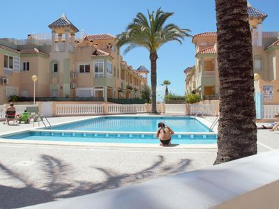Photo for OUR PARADISE AT LA MANGA