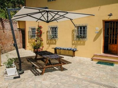 Photo for Holiday apartment Vicopisano for 1 - 7 persons with 2 bedrooms - Holiday apartment