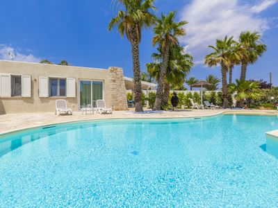 Photo for Villa Greca luxury residence with swimming pool near Gallipoli