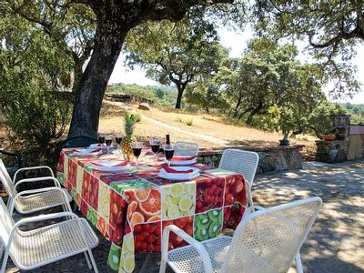 Photo for Self catering Cortijo de Camama for 8 people