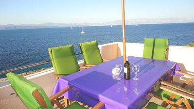 Photo for Holiday house Rogac for 8 - 10 persons with 4 bedrooms - Holiday house