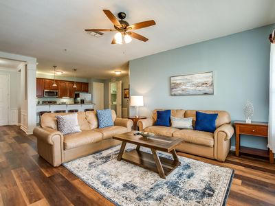 Photo for Large Unit w/ Contactless Entry, All Amenities Open-Short Walk to Convention Ctr