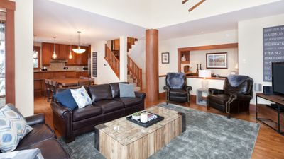 Photo for Taluswood Heights #6  4 Bed Ski-in-Ski-out Private Hot Tub